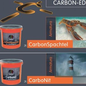 Capatect CarboNit e Capatect CarbonSpachtel