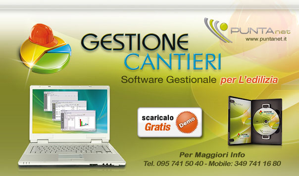 gestione cantier